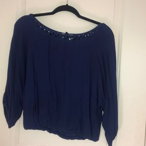 Tops - Ella moss blouse